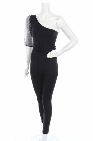 Дамски гащеризон Top Fashion, Размер XS, Цвят Черен, Цена 39,00лв.