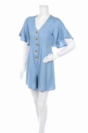 Γυναικεία σαλοπέτα Vero Moda, Μέγεθος S, Χρώμα Μπλέ, Lyocell, Τιμή 16,73€