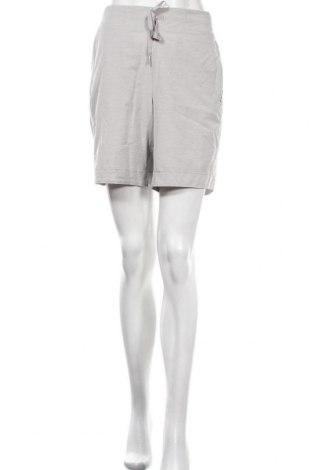 Γυναικείο κοντό παντελόνι, Μέγεθος L, Χρώμα Γκρί, Πολυεστέρας, Τιμή 11,59€