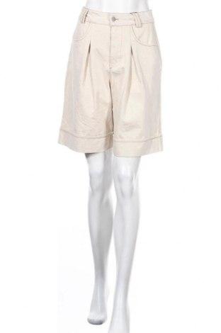 Γυναικείο κοντό παντελόνι Aware by Vero Moda, Μέγεθος S, Χρώμα  Μπέζ, Τιμή 16,15€