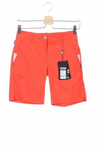Дамски къс панталон Colmar, Размер XS, Цвят Оранжев, 94% полиамид, 6% еластан, Цена 52,15лв.