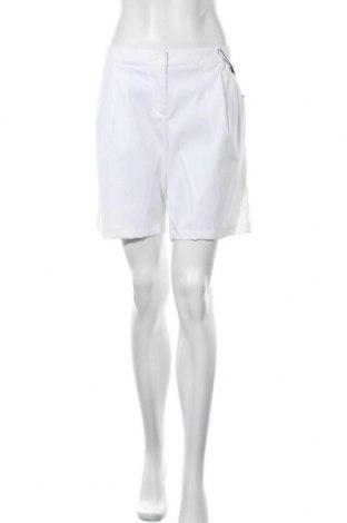 Дамски къс панталон Colmar, Размер L, Цвят Бял, 94% полиамид, 6% еластан, Цена 52,15лв.