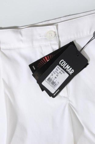 Γυναικείο κοντό παντελόνι Colmar, Μέγεθος L, Χρώμα Λευκό, 94% πολυαμίδη, 6% ελαστάνη, Τιμή 34,56€