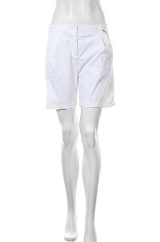 Дамски къс панталон Colmar, Размер M, Цвят Бял, 94% полиамид, 6% еластан, Цена 45,15лв.