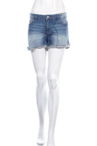 Γυναικείο κοντό παντελόνι Cubus, Μέγεθος M, Χρώμα Μπλέ, 99% βαμβάκι, 1% ελαστάνη, Τιμή 9,29€