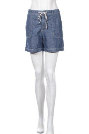 Γυναικείο κοντό παντελόνι Dockers, Μέγεθος M, Χρώμα Μπλέ, Βαμβάκι, Τιμή 10,91€
