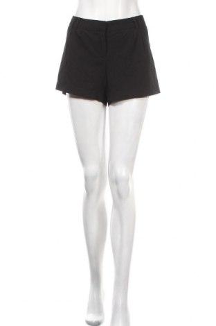Γυναικείο κοντό παντελόνι Forever 21, Μέγεθος M, Χρώμα Μαύρο, 91% πολυεστέρας, 9% ελαστάνη, Τιμή 4,09€