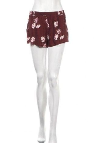 Γυναικείο κοντό παντελόνι Forever 21, Μέγεθος L, Χρώμα Βιολετί, Τιμή 5,85€