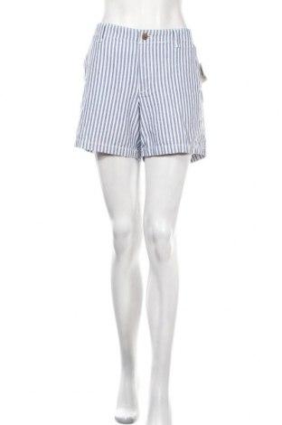 Γυναικείο κοντό παντελόνι Gap, Μέγεθος XL, Χρώμα Μπλέ, Βαμβάκι, Τιμή 17,66€