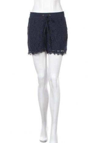 Γυναικείο κοντό παντελόνι Gestuz, Μέγεθος M, Χρώμα Μπλέ, Τιμή 9,55€