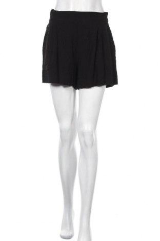 Γυναικείο κοντό παντελόνι H&M, Μέγεθος M, Χρώμα Μαύρο, Βισκόζη, Τιμή 10,49€