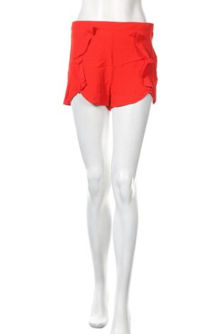 Γυναικείο κοντό παντελόνι H&M, Μέγεθος M, Χρώμα Κόκκινο, Βισκόζη, Τιμή 7,89€