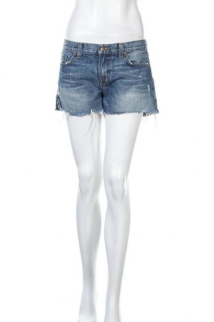 Γυναικείο κοντό παντελόνι J Brand, Μέγεθος M, Χρώμα Μπλέ, Βαμβάκι, Τιμή 18,58€