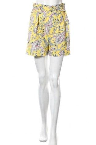 Γυναικείο κοντό παντελόνι Jacqueline De Yong, Μέγεθος S, Χρώμα Πολύχρωμο, Τιμή 13,15€