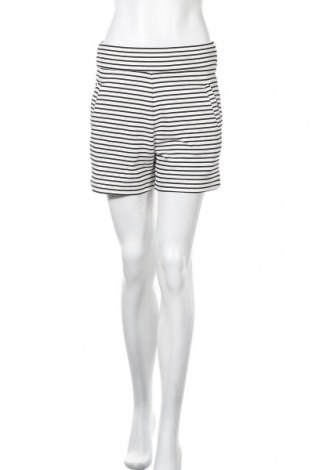 Γυναικείο κοντό παντελόνι Jacqueline De Yong, Μέγεθος S, Χρώμα Λευκό, 95% πολυεστέρας, 5% ελαστάνη, Τιμή 13,61€