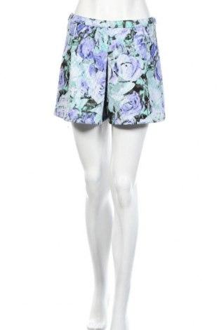 Дамски къс панталон Jessica Simpson, Размер XL, Цвят Многоцветен, 98% полиестер, 2% еластан, Цена 4,73лв.