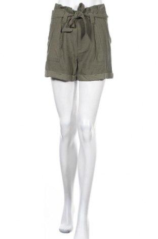 Γυναικείο κοντό παντελόνι ONLY, Μέγεθος S, Χρώμα Πράσινο, Τιμή 13,89€