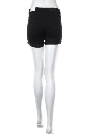 Γυναικείο κοντό παντελόνι ONLY, Μέγεθος S, Χρώμα Μαύρο, 69% βαμβάκι, 29% πολυεστέρας, 2% ελαστάνη, Τιμή 15,16€