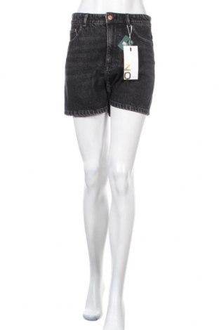 Дамски къс панталон ONLY, Размер S, Цвят Черен, Цена 20,70лв.