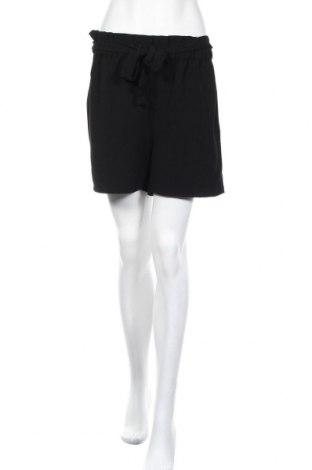 Γυναικείο κοντό παντελόνι ONLY, Μέγεθος M, Χρώμα Μαύρο, 97% πολυεστέρας, 3% ελαστάνη, Τιμή 14,65€