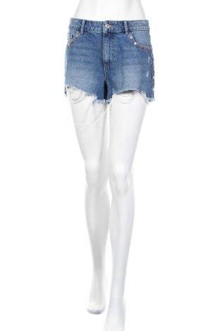 Γυναικείο κοντό παντελόνι ONLY, Μέγεθος S, Χρώμα Μπλέ, Τιμή 20,10€