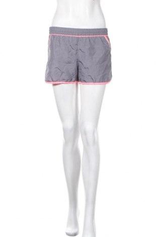 Γυναικείο κοντό παντελόνι Rbx, Μέγεθος S, Χρώμα Γκρί, Πολυεστέρας, Τιμή 5,46€