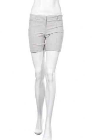 Γυναικείο κοντό παντελόνι Suzy Shier, Μέγεθος S, Χρώμα Γκρί, 73% βισκόζη, 23% πολυαμίδη, 4% ελαστάνη, Τιμή 5,00€