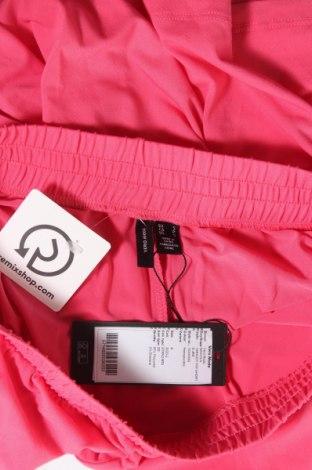 Γυναικείο κοντό παντελόνι Vero Moda, Μέγεθος S, Χρώμα Ρόζ , 95% πολυεστέρας, 5% ελαστάνη, Τιμή 14,35€