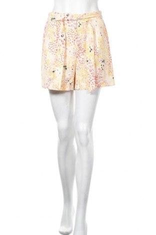 Γυναικείο κοντό παντελόνι Vero Moda, Μέγεθος S, Χρώμα Πολύχρωμο, Πολυεστέρας, Τιμή 14,65€