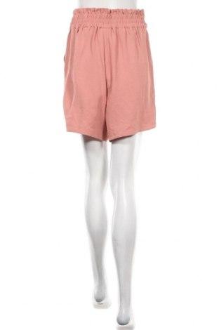 Γυναικείο κοντό παντελόνι Vila, Μέγεθος M, Χρώμα Ρόζ , Πολυεστέρας, Τιμή 13,39€