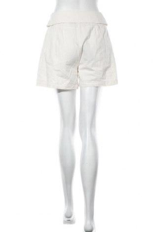 Γυναικείο κοντό παντελόνι Y.A.S, Μέγεθος M, Χρώμα Εκρού, Βαμβάκι, Τιμή 12,99€