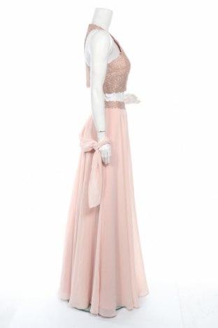Γυναικείο σετ Luxuar Limited, Μέγεθος M, Χρώμα  Μπέζ, Πολυεστέρας, Τιμή 69,20€
