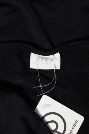 Дамски комплект Vila, Размер M, Цвят Черен, 90% полиамид, 10% еластан, Цена 20,35лв.