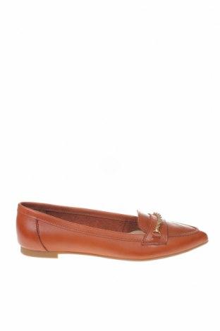Γυναικεία παπούτσια Aldo, Μέγεθος 37, Χρώμα Καφέ, Γνήσιο δέρμα, Τιμή 48,45€