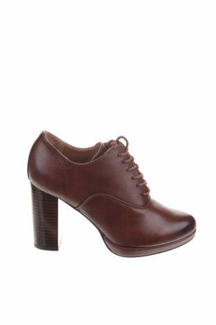Γυναικεία παπούτσια Anna Field, Μέγεθος 39, Χρώμα Καφέ, Δερματίνη, Τιμή 19,73€