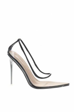 Дамски обувки Bebo, Размер 37, Цвят Бял, Полиуретан, еко кожа, Цена 23,60лв.