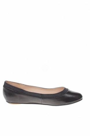 Γυναικεία παπούτσια Buffalo, Μέγεθος 38, Χρώμα Μαύρο, Γνήσιο δέρμα, Τιμή 33,19€
