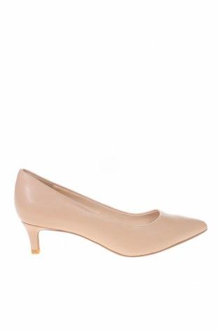Γυναικεία παπούτσια Buffalo, Μέγεθος 36, Χρώμα  Μπέζ, Δερματίνη, Τιμή 24,90€