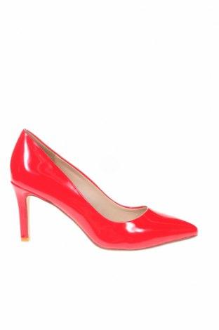 Γυναικεία παπούτσια Buffalo, Μέγεθος 37, Χρώμα Κόκκινο, Δερματίνη, Τιμή 24,90€