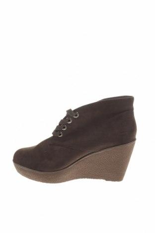 Дамски обувки Camomilla, Размер 40, Цвят Зелен, Текстил, Цена 23,70лв.