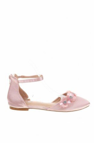 Γυναικεία παπούτσια Chi Chi, Μέγεθος 36, Χρώμα Ρόζ , Κλωστοϋφαντουργικά προϊόντα, Τιμή 22,41€