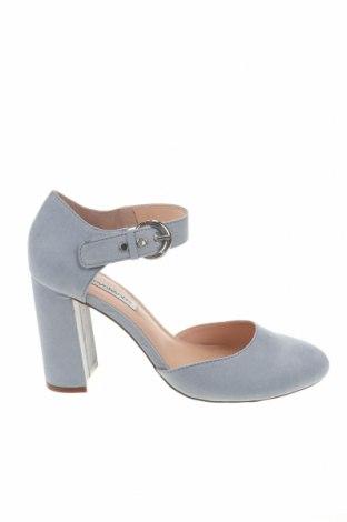 Дамски обувки Even&Odd, Размер 38, Цвят Син, Текстил, Цена 31,85лв.