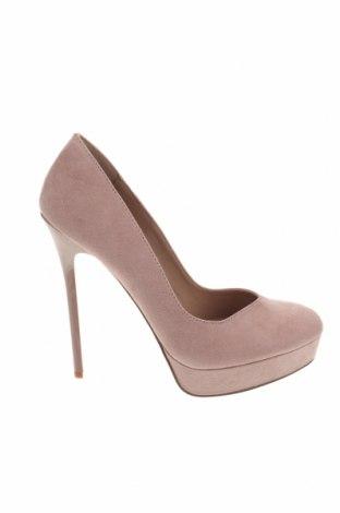 Дамски обувки Even&Odd, Размер 39, Цвят Розов, Текстил, Цена 38,35лв.