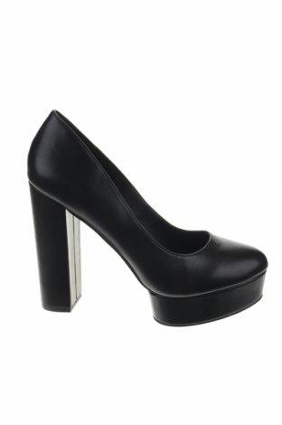Дамски обувки Even&Odd, Размер 41, Цвят Черен, Еко кожа, Цена 41,30лв.