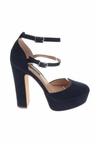 Дамски обувки Even&Odd, Размер 37, Цвят Син, Текстил, Цена 44,25лв.