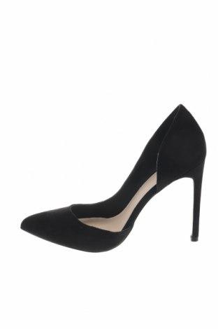 Дамски обувки Even&Odd, Размер 38, Цвят Черен, Текстил, Цена 44,25лв.