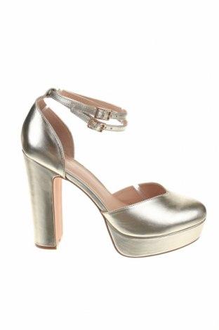 Дамски обувки Even&Odd, Размер 41, Цвят Златист, Еко кожа, Цена 17,70лв.