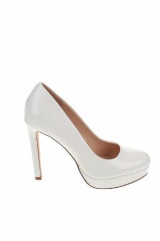 Дамски обувки Even&Odd, Размер 37, Цвят Бял, Еко кожа, Цена 31,85лв.