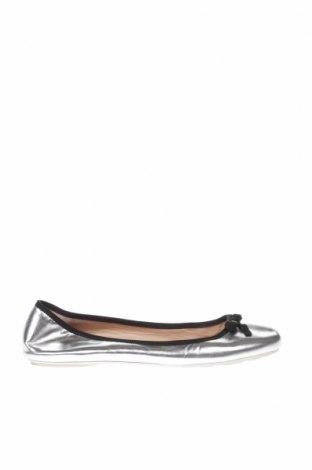 Γυναικεία παπούτσια Marc By Marc Jacobs, Μέγεθος 39, Χρώμα Γκρί, Γνήσιο δέρμα, Τιμή 55,34€