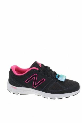 Γυναικεία παπούτσια New Balance, Μέγεθος 41, Χρώμα Μαύρο, Κλωστοϋφαντουργικά προϊόντα, Τιμή 53,76€